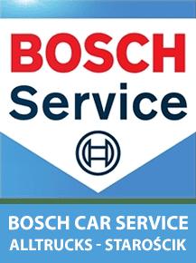 Bosch Car Service Starościk Szczecin