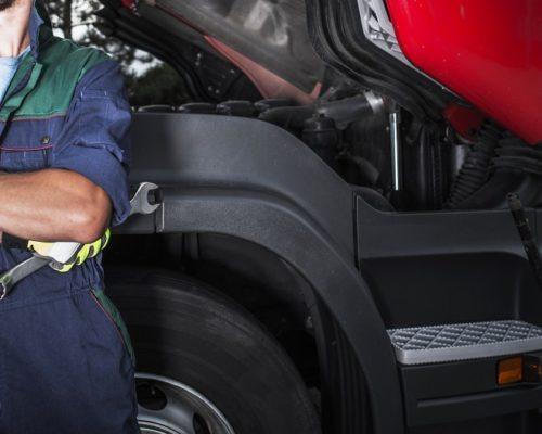 Gdzie można naprawić ciężarówkę?